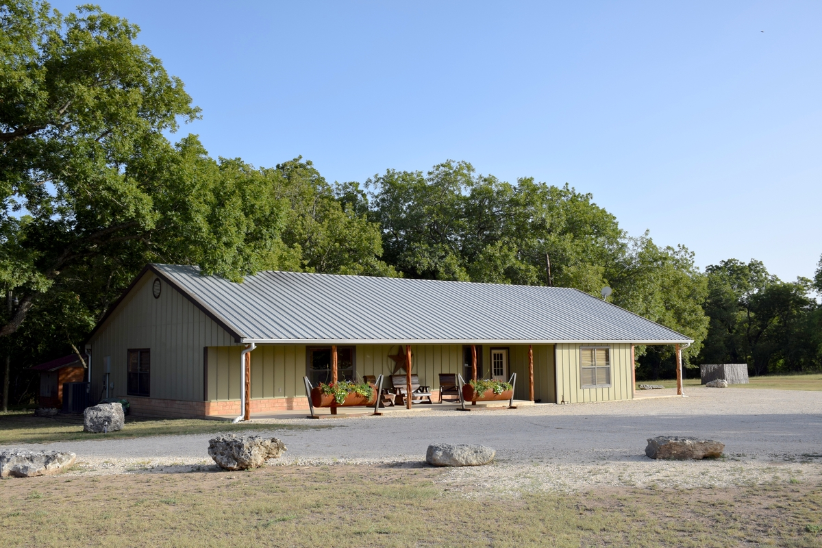 dove hunting lodge in south texas